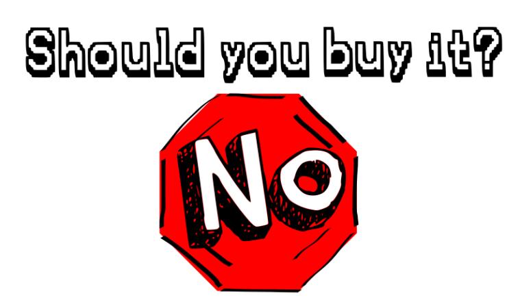 Should you buy it no