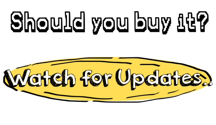 Should you buy it Watch