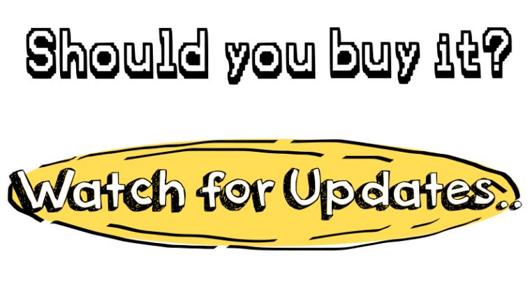 Should you buy it Watch