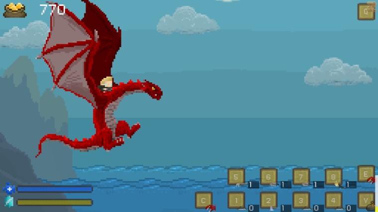 Aground Dragon