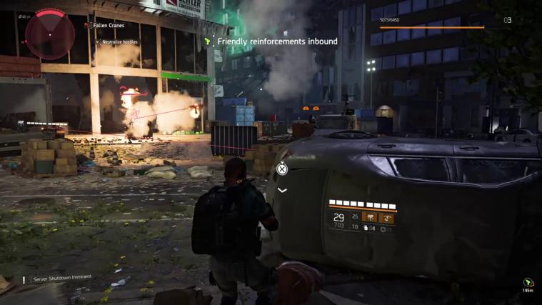 Division explosion
